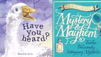 Latest books for children reviewed
