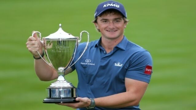 Determined Paul Dunne ends Tour wait with stunning 61