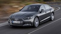 Sharp looks can't hide uninteresting drive of the new Audi A5