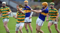 Blackrock take time to get Carrigtwohill's measure
