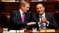Payback time for Enda as Leo rushes into crisis