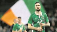 Shane Duffy to miss vital Wales clash