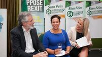 Difficulties for Sinn Féin to attract a coalition partner even after Adams