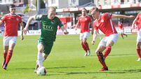 John Caulfield delight as Cork City run goes on
