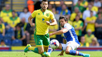 Blackburn Rovers v Norwich City - Sky Bet Championship - Ewood Park