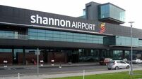 Sharp drop in Shannon passengers as other Irish airports see growth