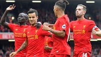 Liverpool v Hull City - Premier League - Anfield