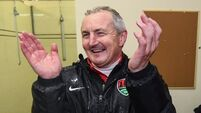John Caulfield: 'We have to keep going, we have to drive on'