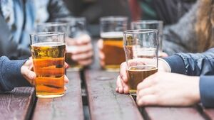 No wind-up: Irish down 300,000 pints each day