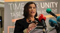 Mary Lou McDonald: 'The idea of Fianna Fáil and Fine Gael being returned again for five years is unthinkable'