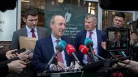 'They actually want to be in power': Shane Ross says FF-FG coalition 'only real option'
