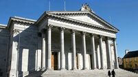 Drink binge man crashed car into garda station