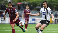 Dundalk keep up momentum as Galway's troubles grow