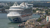Luxury liner bonanza for Port of Cork