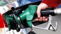 Petrol and diesel prices fall to their lowest this year