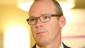 British position 'more credible' now, says Simon Coveney