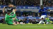 Koeman's Toffees in command