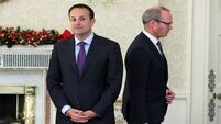 Fine Gael show united leadership on the surface but tensions underneath