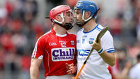 Cork make late dash to line against Waterford