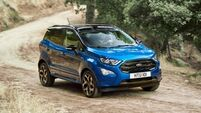 Ford reveal new EcoSport SUV