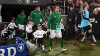 Seamus Coleman can't wait to lend support to squad