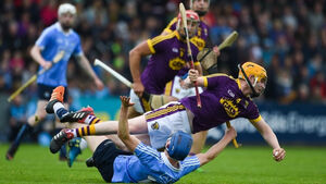 Davy Fitzgerald hails Wexford's battling qualities in Dublin win