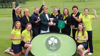 Killarney women make history after Senior Cup victory