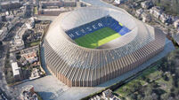 New-look Stamford Bridge gets the green light