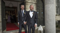 Jerry Buttimer gets married: 'A celebration of equality and our life together'