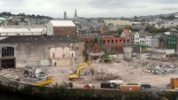 €830k spent on Cork events centre without a brick laid