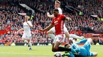 Rashford trickery not enough