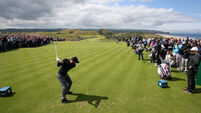 Rory McIlroy shows fighting spirit after horror front nine