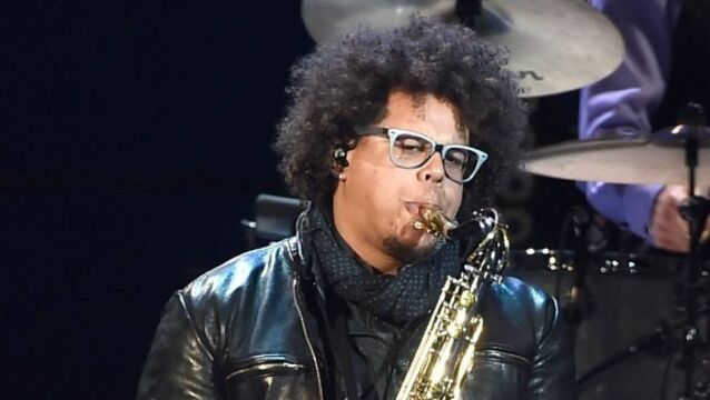 Jake Clemons is enjoying being his own boss