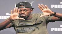 Bolt pleads with dopers to keep it clean or risk killing athletics