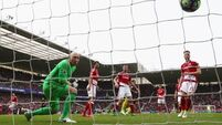 Middlesbrough boss hits out over Manchester City penalty