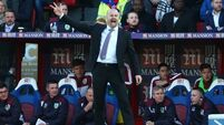 Sean Dyche among frontrunners to replace axed Koeman