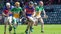 Erin's Own spring into action as O'Carroll nets hat-trick