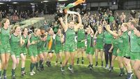 Late Quinn goal helps Ireland to AFL world title