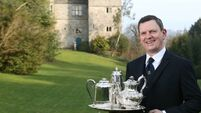Cream teas and garden tours at Lismore Castle's Devonshire Day