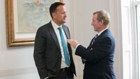 Varadkar hasn't done much in first year yet he's still ahead of the rest