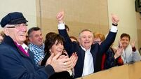 Brendan Howlin not thinking about future as Labour leader after being elected on eighth count