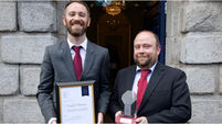 Three Irish Examiner journalists honoured at Justice Media Awards