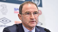 Martin O'Neill determined to avoid regrets
