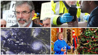 LUNCHTIME BULLETIN: Gerry Adams calls on Garda Commissioner to quit; Ryanair cut luggage allowance