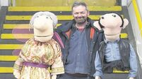 Watch: Cork Puppetry Festival will knock your socks off