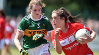 Kerry wane as Cork's O'Sullivan and Noonan turn up the heat