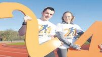 Shane Finn's epic marathon effort fuelled by helping hand from Ford