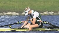 Ireland's Sanita Puspure pipped for bronze at World Rowing Championships
