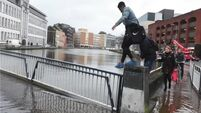 Cork quays flood defence construction to start by end of year