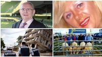 LUNCHTIME BULLETIN: 200 lines of inquiry in missing Tina Satchwell case; Gardaí launch triple-murder investigation